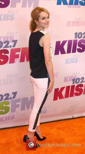 Bridgit Mendler - 2013 Wango Tango presented by 102.7 KIIS FM - Carson, California, United States - Saturday 11th May...