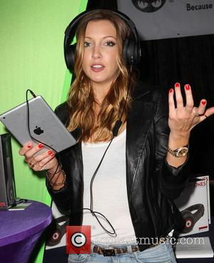 Katie Cassidy - 2013 Wango Tango presented by 102.7 KIIS FM - VIP Lounge - Carson, California, United States -...