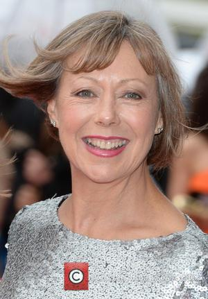 Jenny Agutter - The Arqiva British Academy Television Awards held at the Royal Festival Hall - Arrivals - London, United...