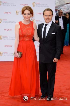 Jenny Mcalpine and Alan Halsall