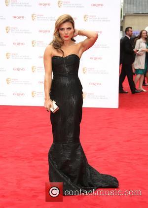 Zoe Hardman - The Arqiva British Academy Television Awards (BAFTA's) 2013 held at the Royal Festival Hall - Arrivals -...