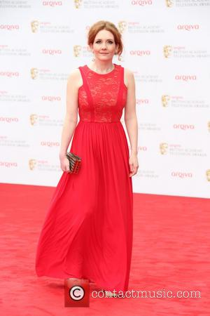 Jennie McAlpine - The Arqiva British Academy Television Awards (BAFTA's) 2013 held at the Royal Festival Hall - Arrivals -...