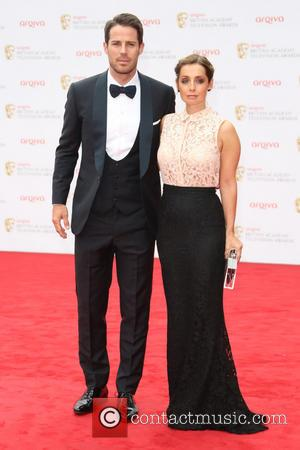 Jamie Redknapp and Louise Redknapp - The Arqiva British Academy Television Awards (BAFTA's) 2013 held at the Royal Festival Hall...