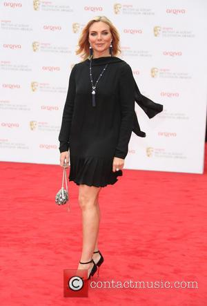 Samantha Janus - The Arqiva British Academy Television Awards (BAFTA's) 2013 held at the Royal Festival Hall - Arrivals -...