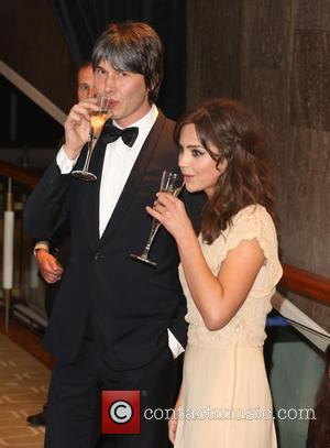 Brian Cox and Jenna-Louise Coleman - The Arqiva British Academy Television Awards held at the Royal Festival Hall - Pressroom...
