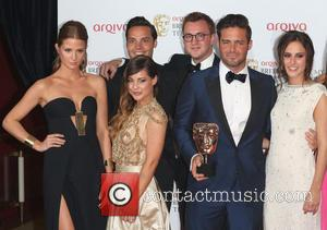 Millie Mackintosh, Louise Thompson, Spencer Matthews and Lucy Watson