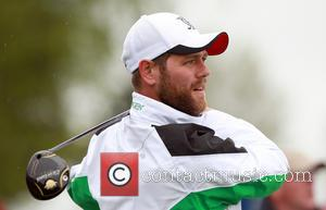 Brian McFadden - Celebrities compete in the Celebrity Cup Golf Tournament as part of Golf Live at Celtic Manor hotel...