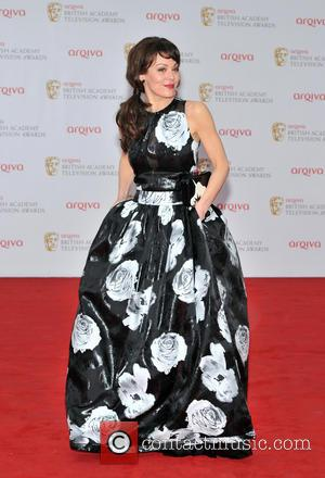 Helen McCrory - The Arqiva British Academy Television Awards held at the Royal Festival Hall - Arrivals - London, United...