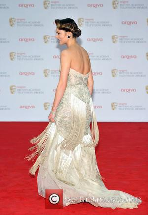 Kara Tointon - The Arqiva British Academy Television Awards held at the Royal Festival Hall - Arrivals - London, United...
