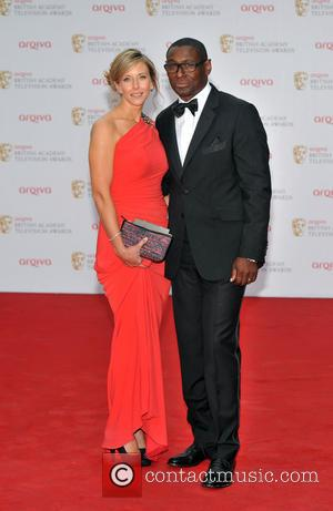 David Harewood and Kirsty Hands - The Arqiva British Academy Television Awards held at the Royal Festival Hall - Arrivals...