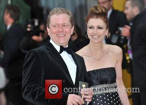 Jon Culshaw and Emma Samms