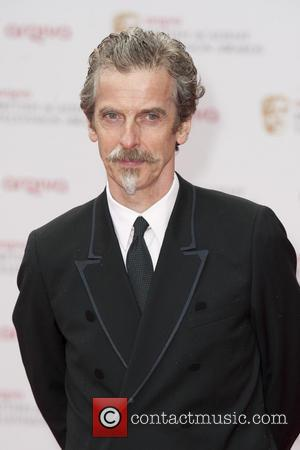 Peter Capaldi Revealed As The Next Time Lord