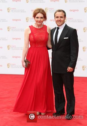 Jennie Mcalpine and Alan Halsall