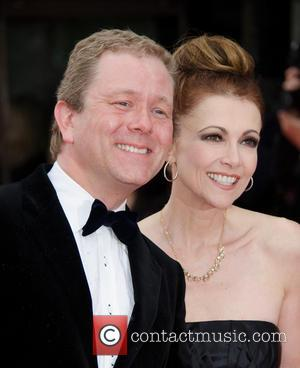 Jon Culshaw and Emma Samms - The Arqiva British Academy Television Awards held at the Royal Festival Hall - Arrivals...