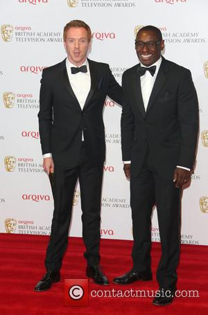 Damian Lewis and David Harewood