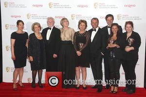 Euros Lyn, Nicola Walker, Anne Reid, Derek Jacobi, Sarah Lancashire, Karen Lewis, Nicola Shindler, Tony Gardner and Sally Wainwright