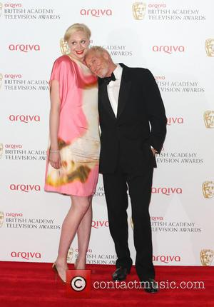 Gwendoline Christie and Charles Dance - The Arqiva British Academy Television Awards (BAFTA's) 2013 held at the Royal Festival Hall...
