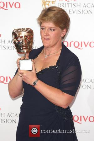 Clare Balding - The Arqiva British Academy Television Awards (BAFTA's) 2013 held at the Royal Festival Hall - Press Room...