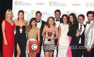 Holly Willoughby, Millie Mackintosh, Louise Thompson, Spencer Matthews, Louise Watson, Binky Felstead and Mark-francis Vandelli