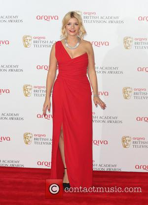 Holly Willoughby - The Arqiva British Academy Television Awards (BAFTA's) 2013 held at the Royal Festival Hall - Press Room...