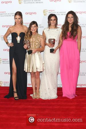 Millie Mackintosh, Louise Thompson, Lucy Watson and Binky Felstead