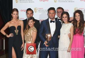 Millie Mackintosh, Louise Thompson, Spencer Matthews, Louise Watson and Binky Felstead