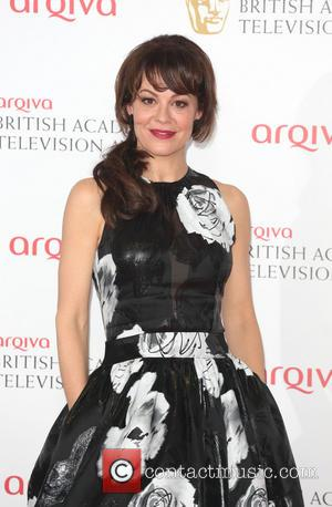 Helen McCrory - The Arqiva British Academy Television Awards (BAFTA's) 2013 held at the Royal Festival Hall - Press Room...