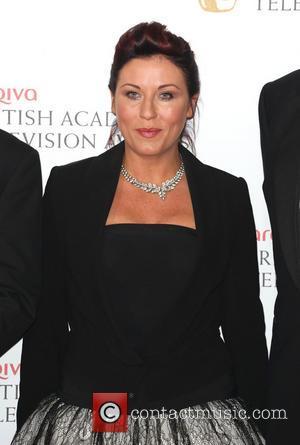 Jessie Wallace - The Arqiva British Academy Television Awards (BAFTA's) 2013 held at the Royal Festival Hall - Press Room...
