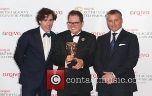 Matt Le Blanc, Stephen Mangan and Alan Carr