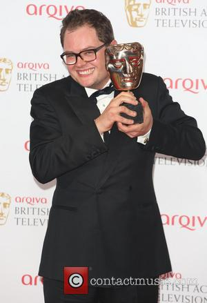 Alan Carr - The Arqiva British Academy Television Awards (BAFTA's) 2013 held at the Royal Festival Hall - Press Room...