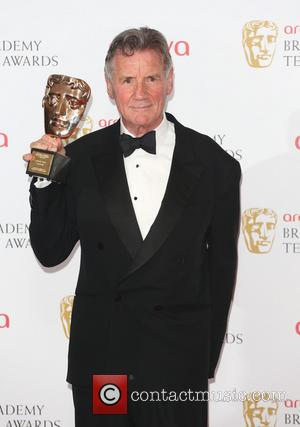 Michael Palin - The Arqiva British Academy Television Awards (BAFTA's) 2013 held at the Royal Festival Hall - Press Room...