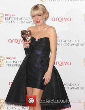 Sheridan Smith - The Arqiva British Academy Television Awards (BAFTA's) 2013 held at the Royal Festival Hall - Press Room...