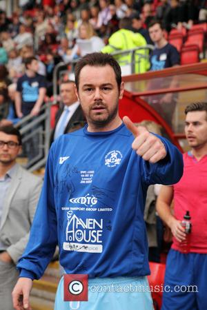 Danny Dyer - Celebrity Football Match In memory of John Docker and in aid of Haven House held at Leyton...