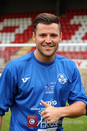 Mark Wright - Celebrity Football Match In memory of John Docker and in aid of Haven House held at Leyton...