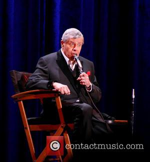 87-Year-old Jerry Lewis In France For Screening Of New Movie