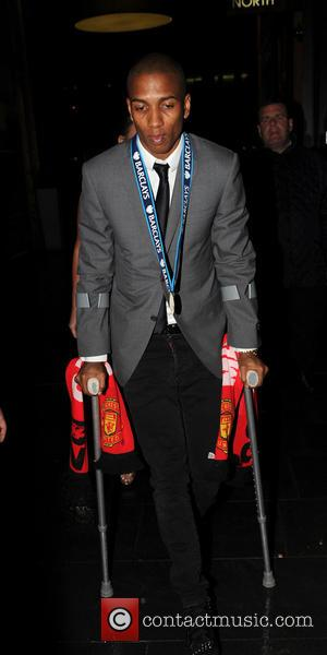 Manchester United and Ashley Young