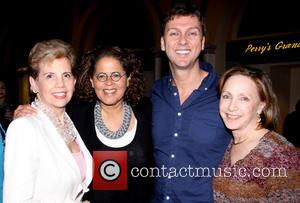 Adrienne Arsht, Anna Deavere Smith, Warren Carlyle and Guest