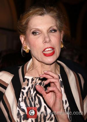 Christine Baranski - Closing night after party for 'On Your Toes' held at New York City Center - New York,...