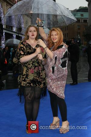 Jane Goldman and Honey Kinney Ross - X-Men: Days Of Future Past - UK film premiere - London, United Kingdom...