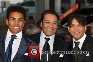 Joe Jackson, Taryll Jackson, Taj Jackson of 3T and X-Men