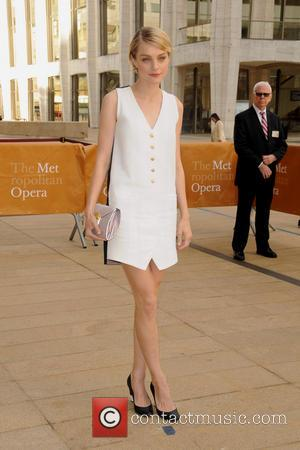 Jessica Stam - 2013 American Ballet Theatre Opening Night Spring Gala - Arrivals - New York City, New York ,...