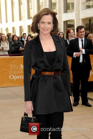 Sigourney Weaver - 2013 American Ballet Theatre Opening Night Spring Gala - Arrivals - New York City, New York ,...