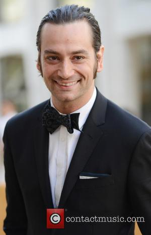 Constantine Maroulis - 2013 American Ballet Theatre Opening Night Spring Gala - Arrivals - New York City, NY, United States...