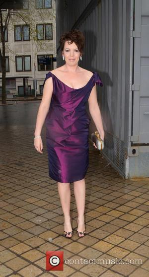 Olivia Colman - The Arqiva British Academy Television Awards held at the Royal Festival Hall - Arrivals - London, United...