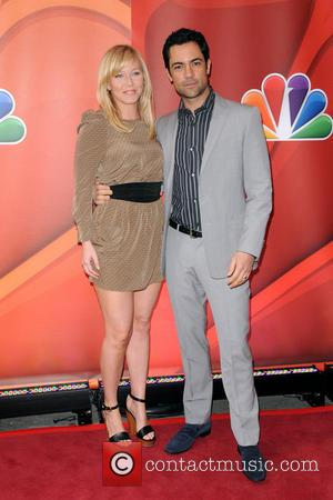 Kelli Giddish and Danny Pino