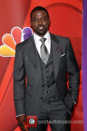 Lance Gross - 2013 NBC Upfront Presentation - Arrivals - New York City, New York, United States - Monday 13th...