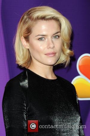 Rachael Taylor - 2013 NBC Upfront Presentation - Arrivals - New York City, New York, United States - Monday 13th...
