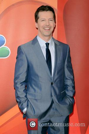 Sean Hayes - 2013 NBC Upfront Presentation - Arrivals - New York City, New York, United States - Monday 13th...