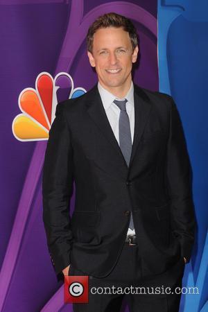 Seth Meyers - 2013 NBC Upfront Presentation - Arrivals - New York City, New York, United States - Monday 13th...