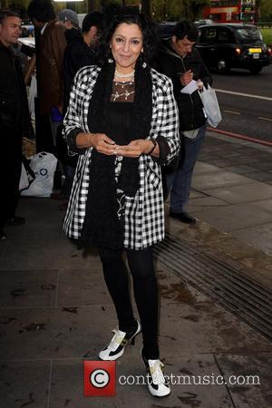 Meera Syal - Sony Radio Academy Awards held at Grosvenor House - Outside Arrivals - London, United Kingdom - Monday...